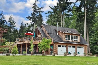 Freeland Single Family Home Pending Inspection: 4620 Evenstar Lane