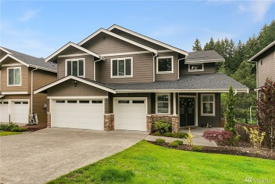 Woodinville Single Family Home For Sale: 15230 NE Woodland Place