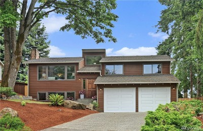 Bothell Single Family Home Contingent: 2124 240th Place SE