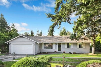 Bellingham Single Family Home Sold: 832 Andrews Wy
