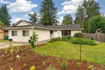 Marysville Single Family Home For Sale: 10524 52nd Ave NE
