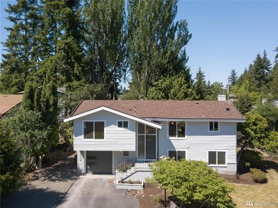 Shoreline Single Family Home For Sale: 2112 N 187th St