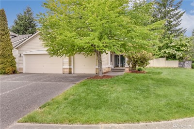 Sammamish Single Family Home For Sale: 25611 SE 42nd Wy