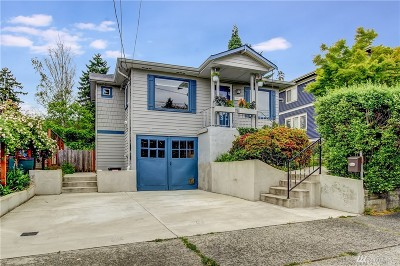 Seattle Single Family Home For Sale: 4044 NE 56th St