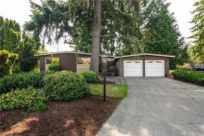 Shoreline Single Family Home For Sale: 535 NW 201st Ct