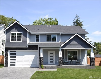 SeaTac Single Family Home For Sale: 2946 S 140th St
