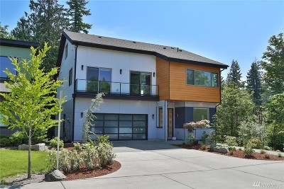 Issaquah Single Family Home For Sale: 1404 14th Place NE