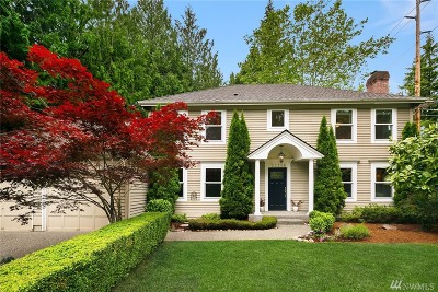 Sammamish Single Family Home For Sale: 22716 NE 25th Wy