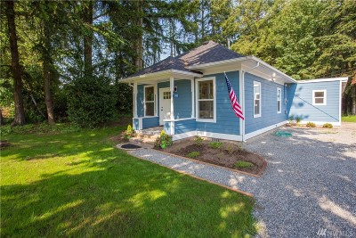 Burlington Single Family Home Sold: 7003 Old Hwy 99 North Rd