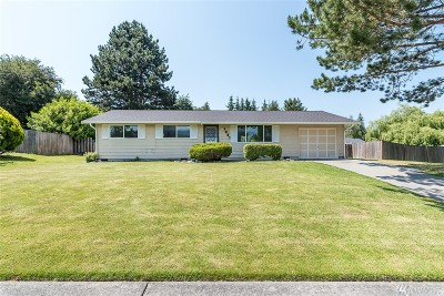 Mount Vernon Single Family Home Pending: 1027 Nylin Ct