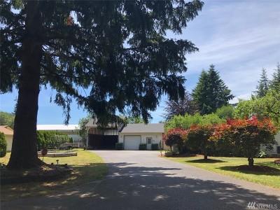 Centralia Single Family Home For Sale: 2910 Sandra Ave