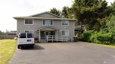 Grays Harbor County Condo/Townhouse For Sale: 839 Un Ct NW #G