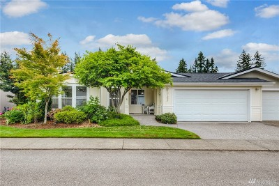 Maple Valley Condo/Townhouse For Sale: 21827 SE 275th St #18