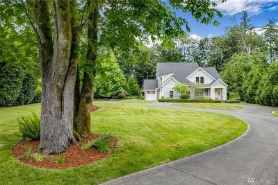 Bainbridge Island Single Family Home For Sale: 9733 Sunny Hill Cir NE