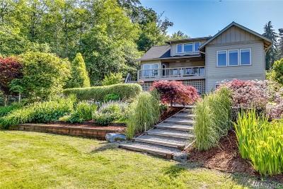 Kingston Single Family Home Pending: 31580 Sunrise Beach Dr NE