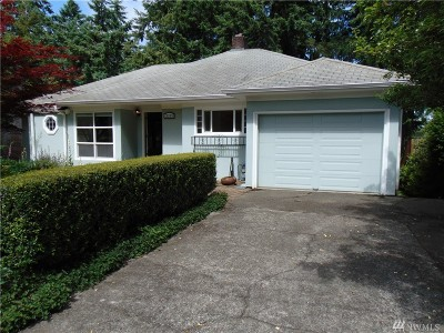 Tumwater Single Family Home For Sale: 3215 Capitol Blvd SW