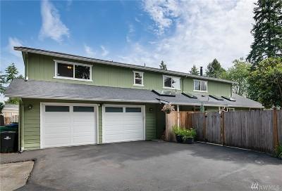 Shoreline Single Family Home For Sale: 916 NE 178th Place