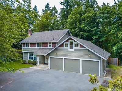 Renton Single Family Home For Sale: 1759 Newport Ave NE