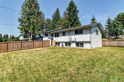 Snohomish Single Family Home For Sale: 17505 Broadway Ave