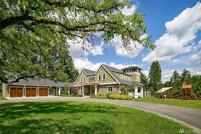Woodinville Single Family Home Contingent: 14148 Bear Creek Rd NE