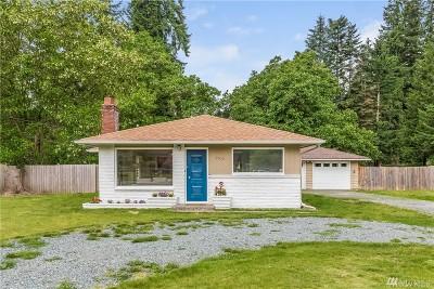 Marysville Single Family Home For Sale: 7702 59th Ave NE