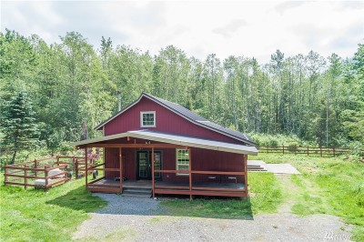 Maple Falls Single Family Home Sold: 9371 Silver Lake Rd
