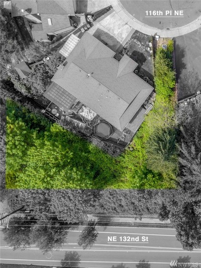 Kirkland Residential Lots & Land For Sale: 13203 116th Place NE