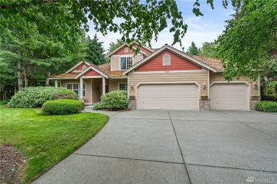 Olympia Single Family Home Contingent: 7135 50th Ave NE