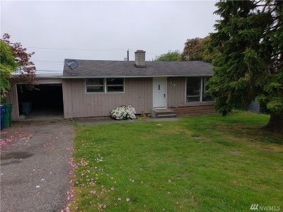 Anacortes Single Family Home For Sale: 3406 W 3rd St