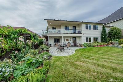 Wenatchee Single Family Home For Sale: 2217 Honeysett St