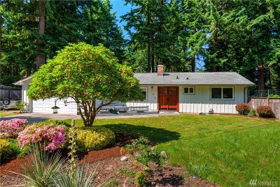 Redmond Single Family Home For Sale: 7716 135th Place NE