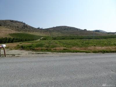 Chelan, Chelan Falls, Entiat, Manson, Brewster, Bridgeport, Orondo Residential Lots & Land For Sale: Wapato Lake Rd