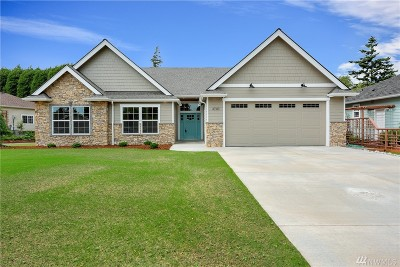 Blaine Single Family Home Contingent: 4740 S Golf Course Dr
