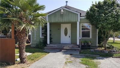 Mount Vernon Single Family Home For Sale: 1228 Virginia St