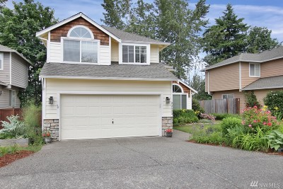 Maple Valley Single Family Home For Sale: 22522 SE 279th St