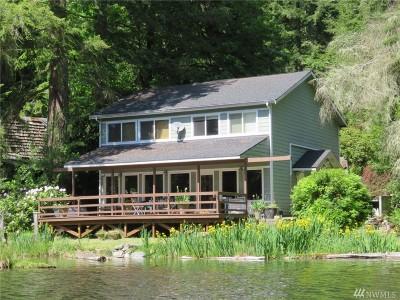 Arlington Single Family Home For Sale: 18302 E Spring Lake Rd