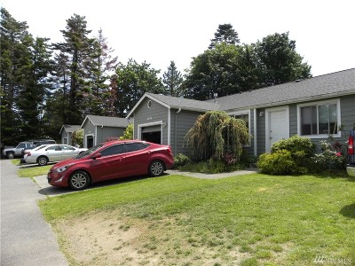 Anacortes Multi Family Home Sold: 2111 D Ave