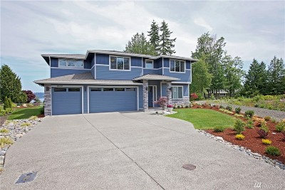 Port Orchard Single Family Home For Sale: 8032 E Commons Ct
