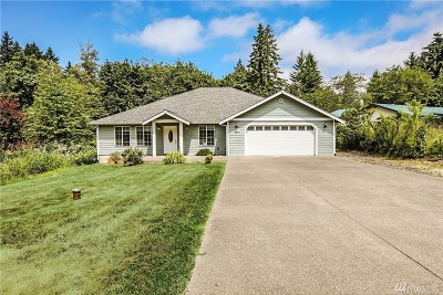 Port Orchard Single Family Home Pending Inspection: 2921 Woods Rd E