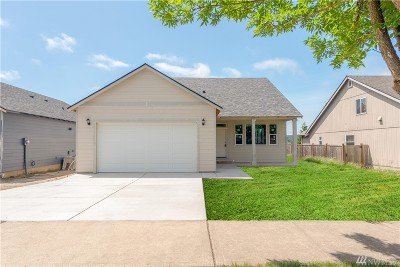 Lewis County Single Family Home Pending Inspection: 262 Wind River Dr