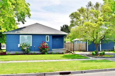 Lynden Single Family Home Sold: 1201 Liberty St