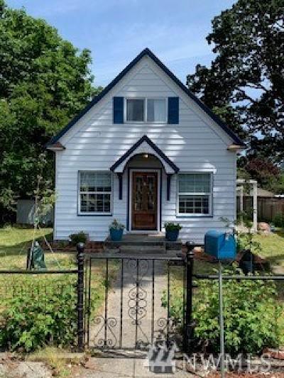 Tacoma Single Family Home For Sale: 5637 S Cedar St