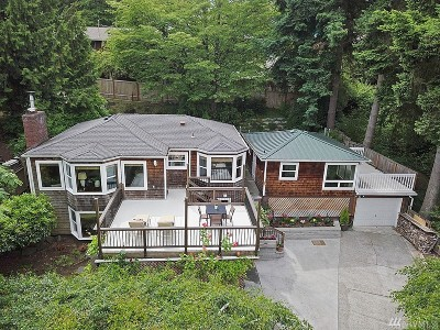Seattle Single Family Home For Sale: 9125 17th Ave NE