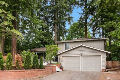Kirkland Single Family Home For Sale: 12418 NE 137th Place