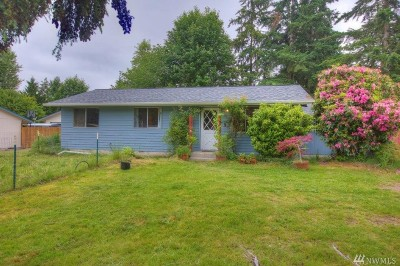 Puyallup Single Family Home For Sale: 14307 126th Ave E