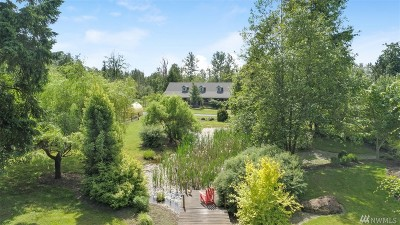 Eatonville Single Family Home For Sale: 38024 State Route 161 E