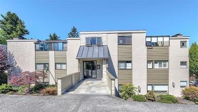 Edmonds Condo/Townhouse For Sale: 1130 5th Ave S #202