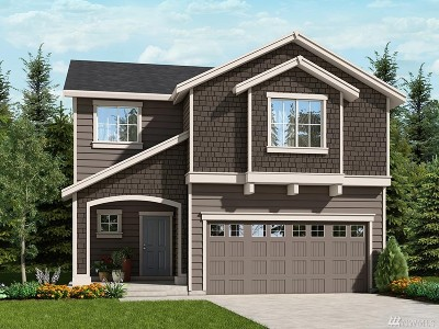 Lake Stevens Single Family Home Contingent: 12712 36th Place NE #BW6