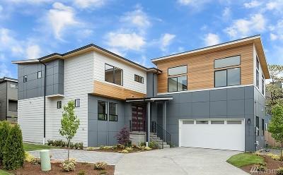 Redmond Single Family Home For Sale: 17811 NE 117th Ct #Lot 6