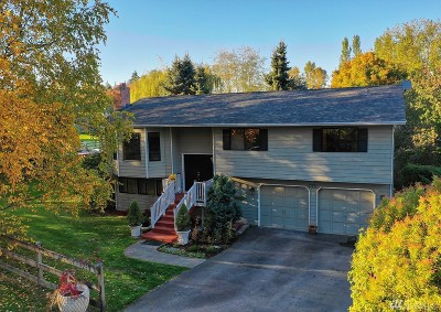 Snohomish Single Family Home For Sale: 9223 156th St SE